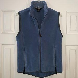EUC Woolrich Full Zip Fleece Vest Size S.